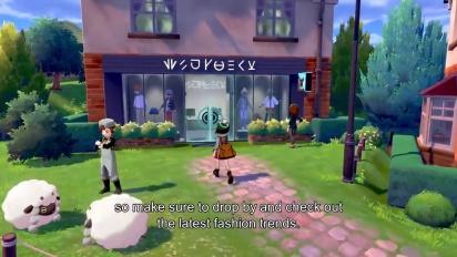 Pokémon Sword/ Shield - Shigeru Ohmori Gamescom 2019 Message