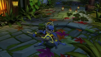 Sly Cooper: Thieves in Time - Costume Trailer