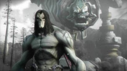 Darksiders II - Back on Wii U eShop Trailer