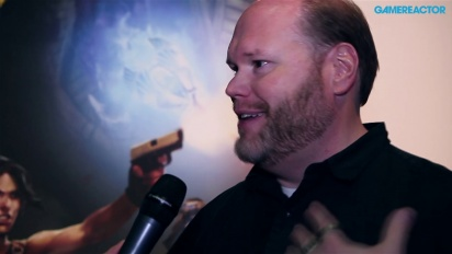 E3 2014: Lara Croft and the Temple of Osiris-intervju