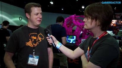 E3 2014: Double Fine-interju