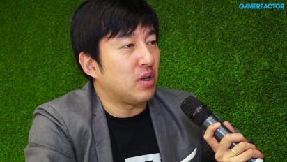 Goichi 'Suda51'-intervju - Gamelab 2015