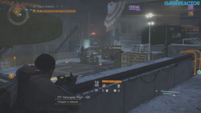 Gamereactor Plays: The Division Beta Dark Zone