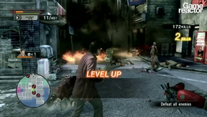 Yakuza: Dead Souls - gameplay #2