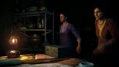 Uncharted - The Lost Legacy PS4 Story Trailer