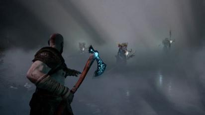 God of War - PS4 Gameplay E3 2017 Trailer