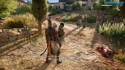 Vi tester Assassin's Creed: Origins på Xbox One X