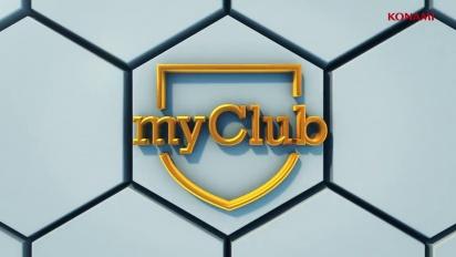 Pro Evolution Soccer 2019 - MyClub Trailer