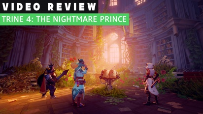 Trine 4: The Nightmare Prince - Video Review