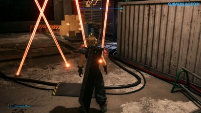 Final Fantasy VII: Remake - Preview build gameplay highlights