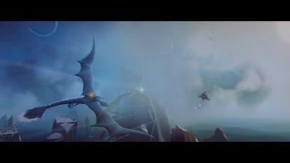 The Falconeer - The Hunter DLC Trailer