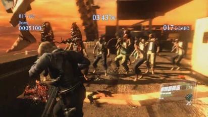 Resident Evil 6 - Mercenaries