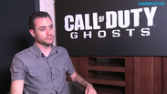 Call of Duty: Ghosts-intervju