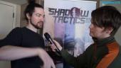 Shadow Tactics: Blades of the Shogun - Dominik Abé-intervju
