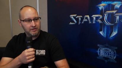 - Starcraft II er langt fra ferdig