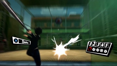 Persona 5 - Game Mechanics Trailer