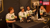 CoD Champs 2017 – Siste pressekonferanse: OpTic Gaming