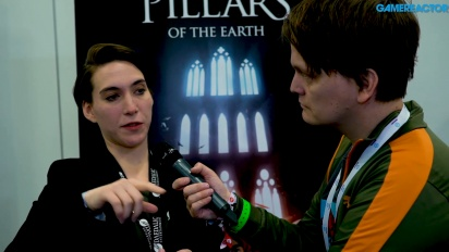 The Pillars of the Earth - Valentina Tamer Interview