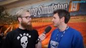 Farming Simulator 19 - Martin Rabl Interview