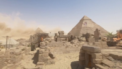Call of Duty: WWII - Map Briefings Egypt
