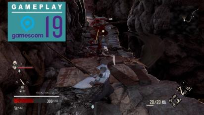 Code Vein - Gamescom 2019 Gameplay
