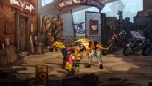 Streets of Rage 4 - Adam Hunter Trailer