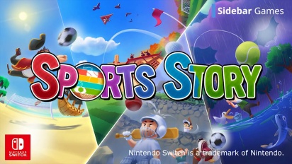 Sports Story - Announcement Trailer