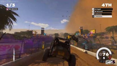 Dirt 5 - Morocco Sandstorm Gameplay