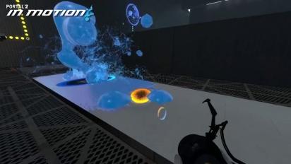 Portal 2 - In Motion Trailer
