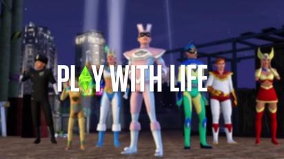 Sims 3 - Movie Stuff Pack Part 3 Trailer