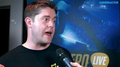Guitar Hero Live - Jonathan Napier-intervju