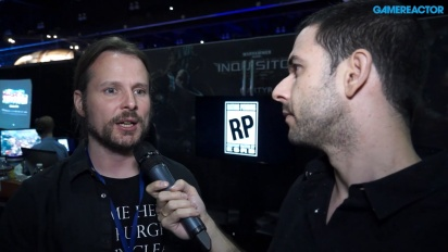 Historiesnakk om Warhammer 40,000: Inquisitor - Martyr