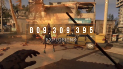 Dying Light - Book of Records Trailer