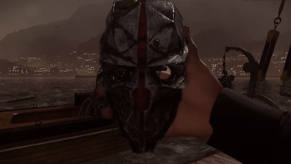 Dishonored 2 - Corvo Gameplay Trailer