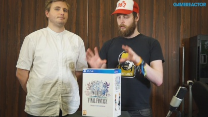World of Final Fantasy - Konkurranseteaser