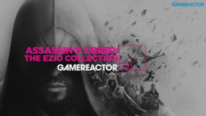 Vi spiller Assassin's Creed: The Ezio Collection