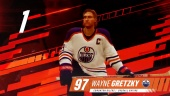 NHL 19 - Hockey Legends ft. Gretzky, Lemieux, Messier, Selanne, Forsberg, Beliveau