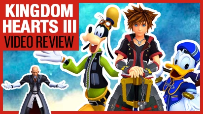 Kingdom Hearts III - Videoanmeldelse