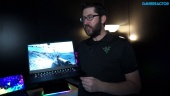 CES19: Razer Blade 15 & Raptor 27 - Kevin Sather Interview