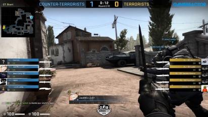 OMEN by HP Liga - Div 7 Round 1 - El - Sadoor Esports vs exh - Inferno