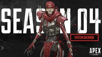 Spex Legends - Sesong 4: System Override (Sponset #3)