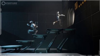 Portal 2 - Viral Panels Trailer