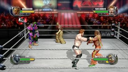 WWE All Stars - Tornado Tag Team