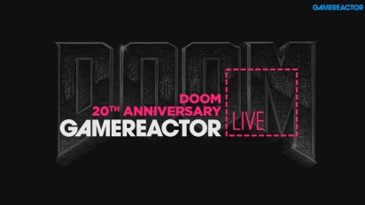 GRTV Live Studio - Doom 20th Anniversary