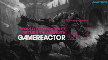 GRTV Live Studio - World of Warcraft
