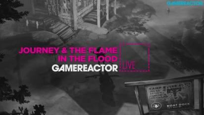 GRTV Live: Journey & The Flame in the Flood
