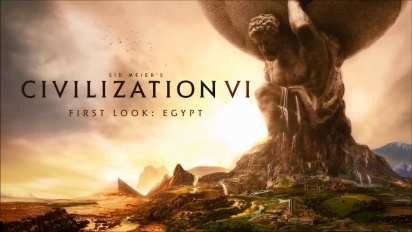 Civilization VI - First Look Egypt Trailer