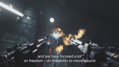 Wolfenstein II: The New Colossus - When There's Trouble, Make It Double Trailer