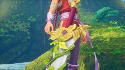 Trials of Mana - Gameplay Trailer