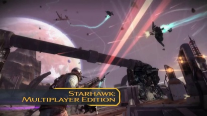 Starhawk - So Much DLC! Trailer